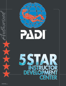 Go to the PADI web site